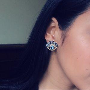 Jewelry - 🆕 Statement eye earrings